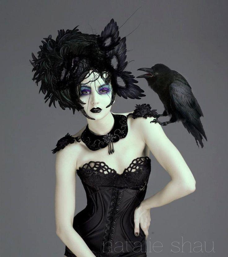 Raven fashion