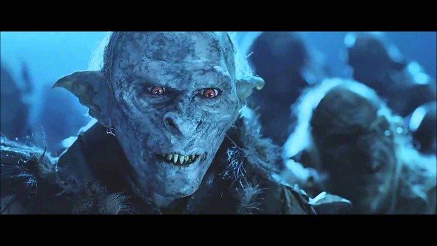 """I got Snaga! Which """"Lord Of The Rings"""" Orc Are You?   yiss"""
