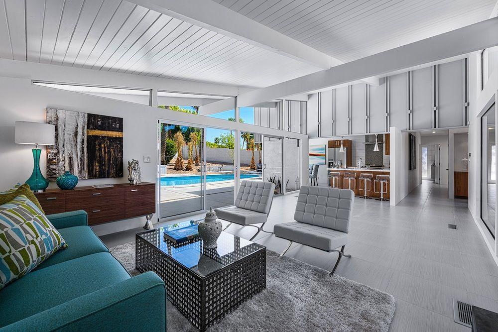 Sandsal circle living area designed by h3k design