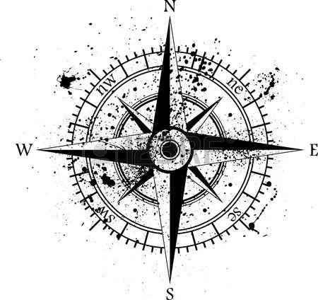 Windrose Kompass Tattoo Farbe Google Suche 12