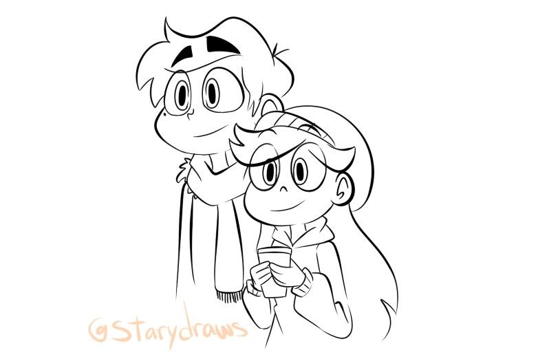 Pin De Mateus Teodoro Em Star Butterfly And Marco Diaz