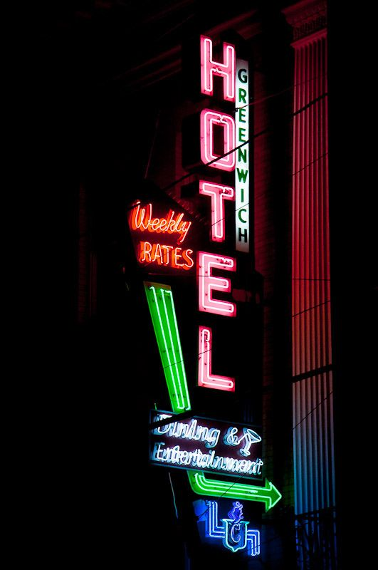 Neon Lost and Found: Where New York City Still Burns Bright #deptodublin