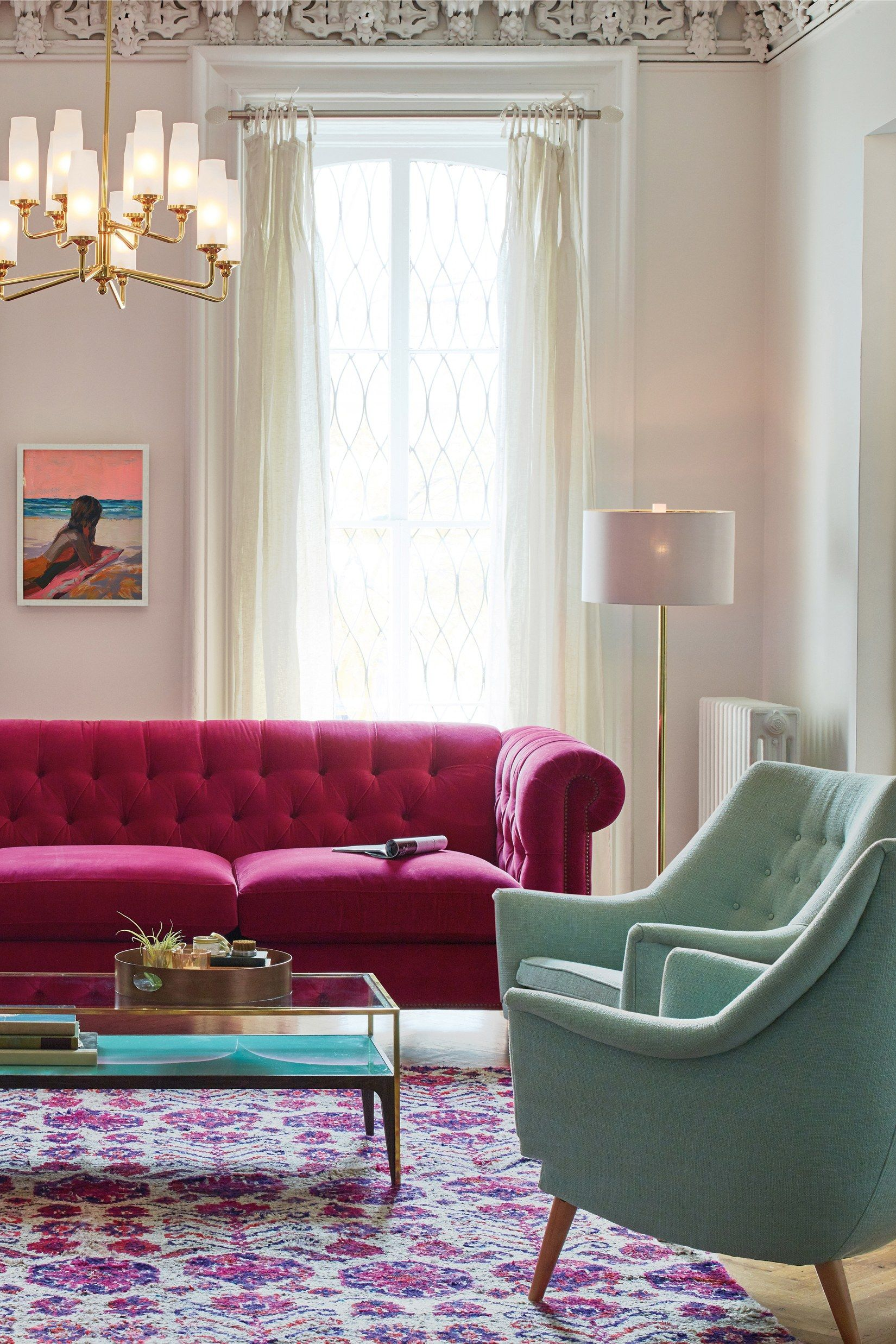 Here's How to Clean Velvet Furniture (With images)   Room ...
