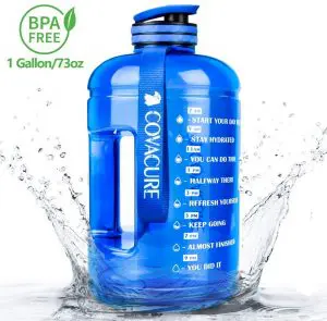 Top 10 Best One Gallon Insulated Jugs 2020 Review Review Best 1 In 2020 Water Bottle With Times Water Bottle Bottle