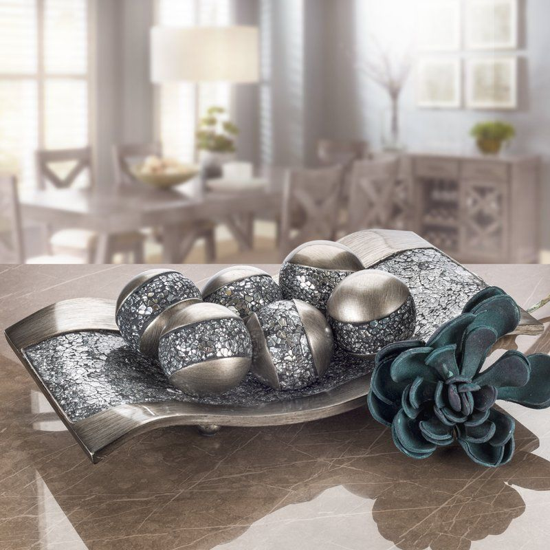 Petterson Centerpiece Decorative Plate Coffee Table Centerpieces