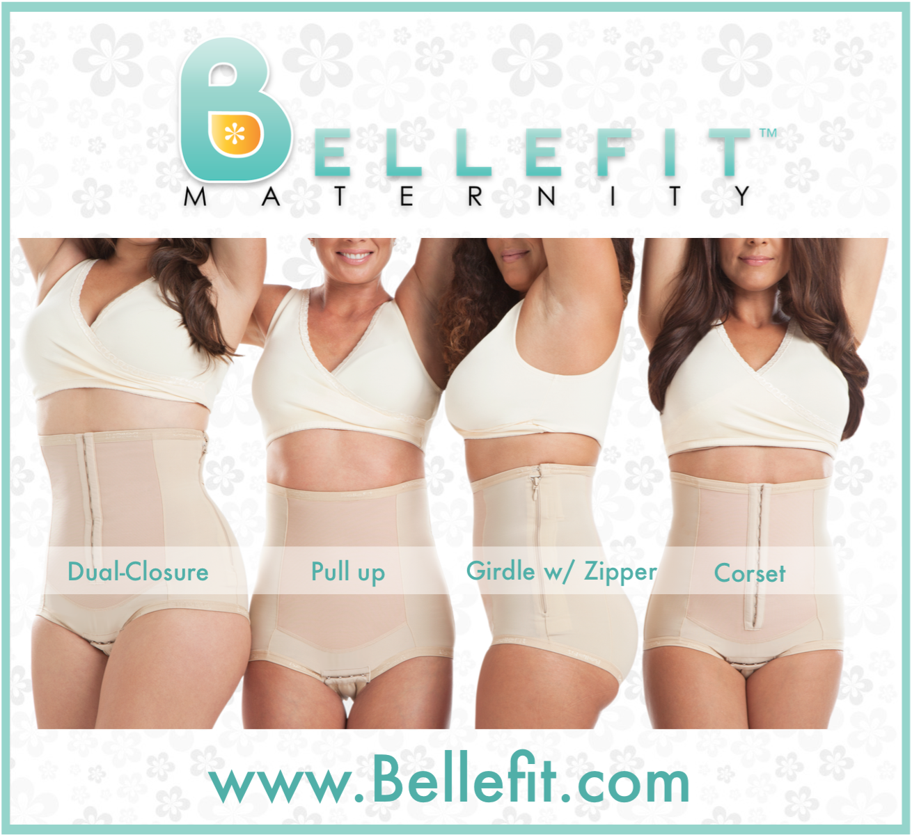 7df5e37de4a81 Recover Your Post Baby Body with Bellefit! Women who wear Bellefit after  giving birth say that Bellefit helps them feel