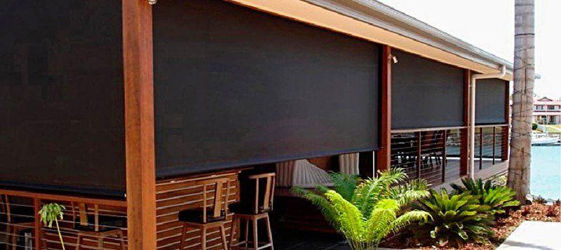 Awning_Hero_1 | Patio shade, Patio blinds, Porch shades