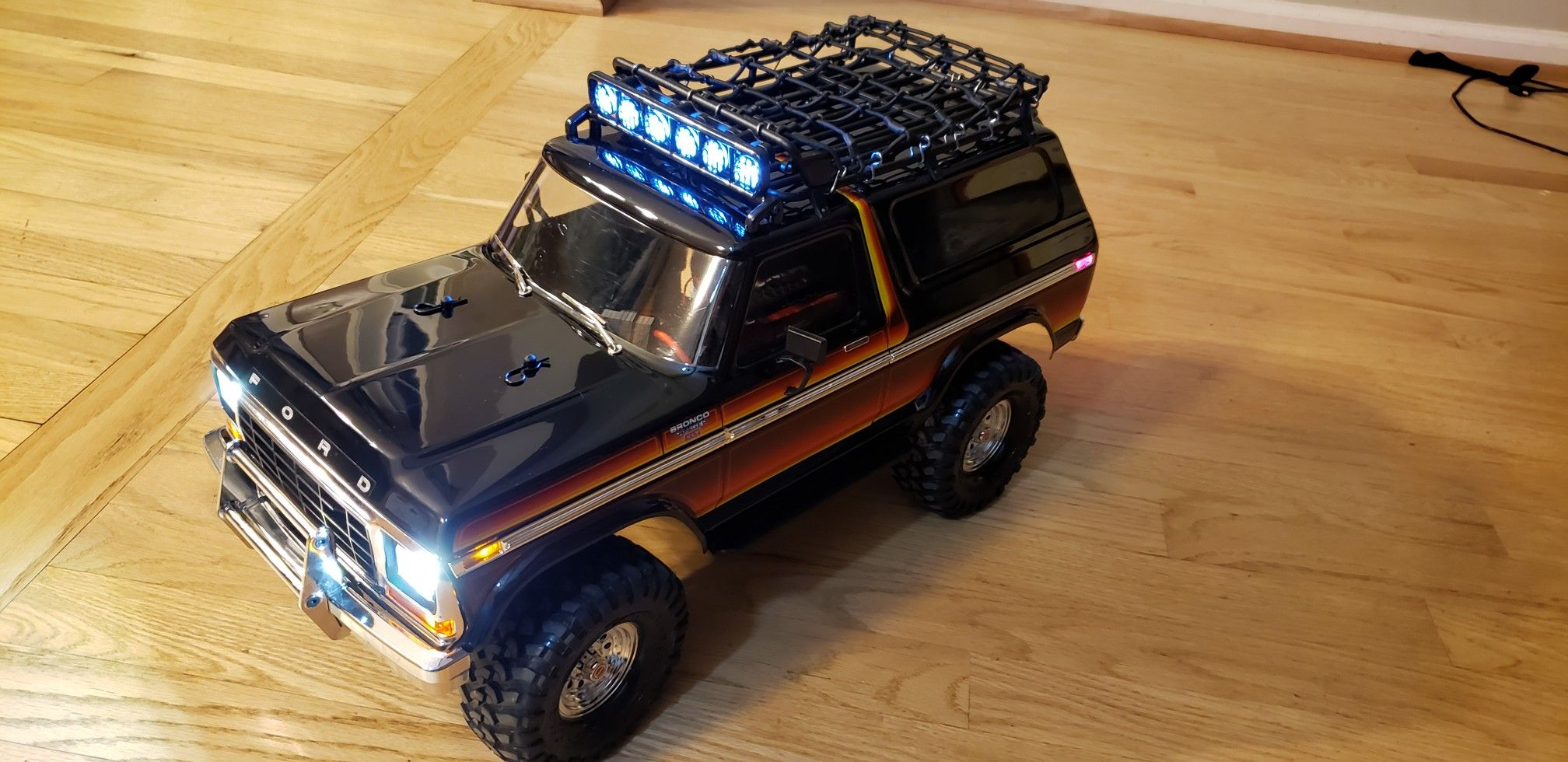 Traxxas trx4 ford bronco with … | Traxxas RC Trucks: Xmaxx