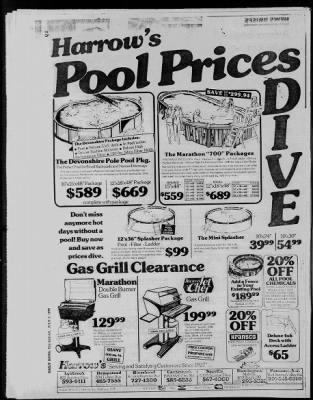 grill sales ad vintage Google Search em 2020