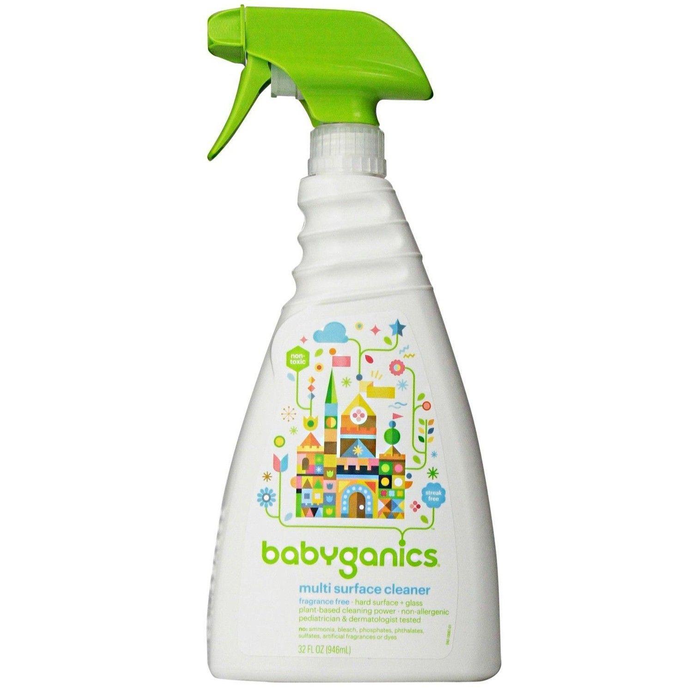 Babyganics Floor Cleaner Fragrance Free