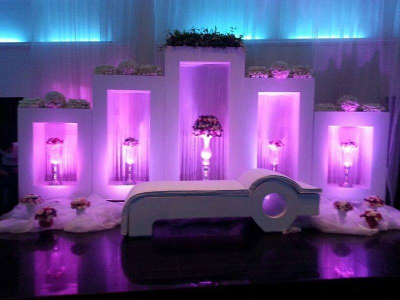 Wedding In Dubai Indian Wedding Decorations Receptions Wedding Stage Decorations Wedding Backdrop