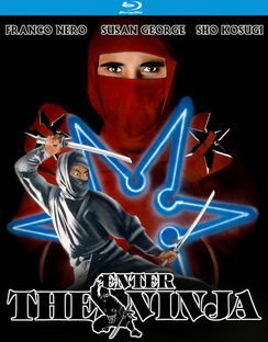 Enter the Ninja Bluray