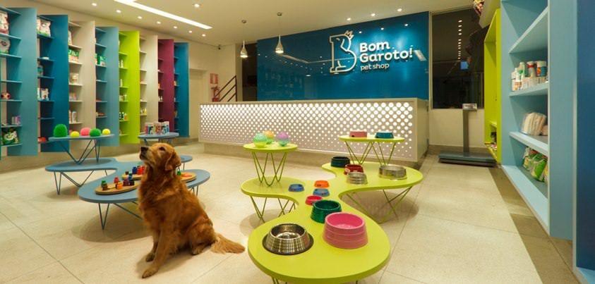 Photos Par Mobio Arquitetura With Images Pet Store Design Pet Shop Pet Hotel