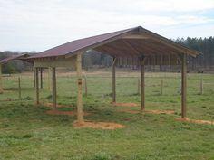 simple pole barn/shed More #polebarngarage simple pole barn/shed More #polebarnhomes