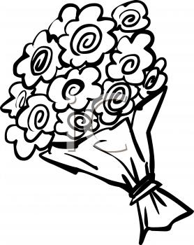 Crochet Bouquet Wedding Clip Art Flower Bouquets Blanket Tags Sweater Blankets Felt