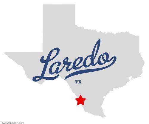 Map Of Texas Showing Laredo.Siempre Quiero Ir A Laredo Para Ver Mis Amigos Y Familia Mis