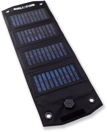 Brunton Explorer Foldable Solar Panel With Images Camping Gadgets Camping Equipment Camping Backpack