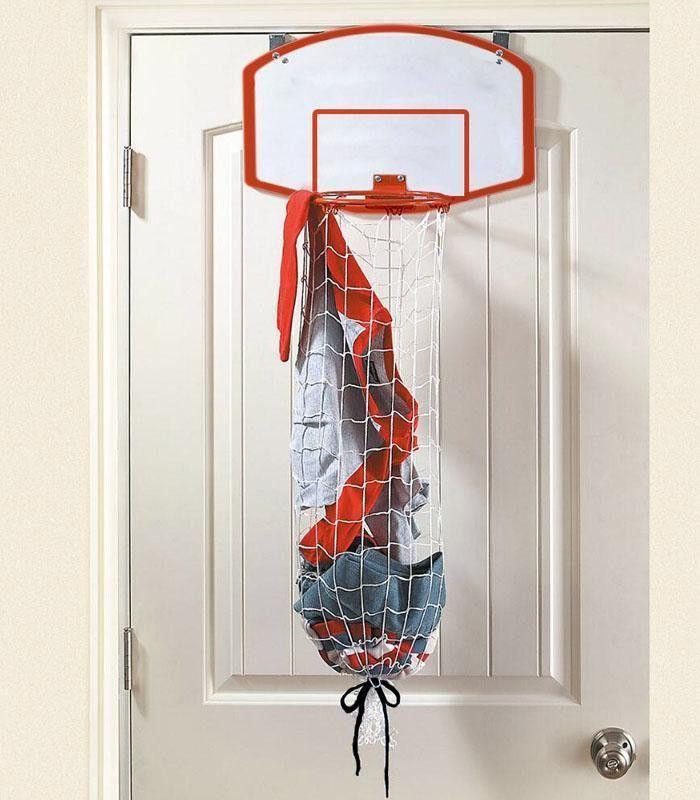 Panier A Linge Sale Basketball Deco Chambre Bleu Deco Chambre Panier A Linge