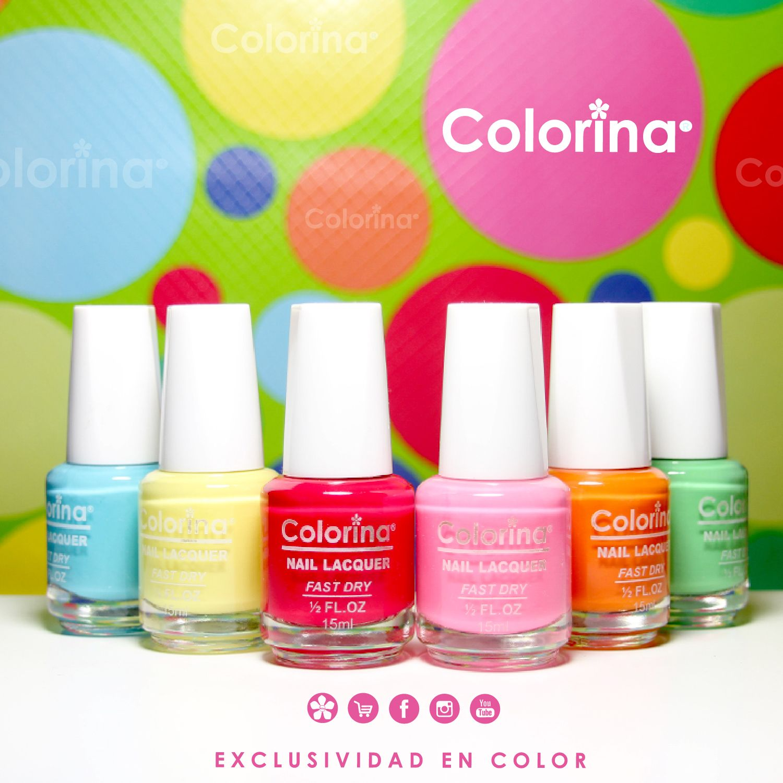Colorina Nail Lacquer Promos Www