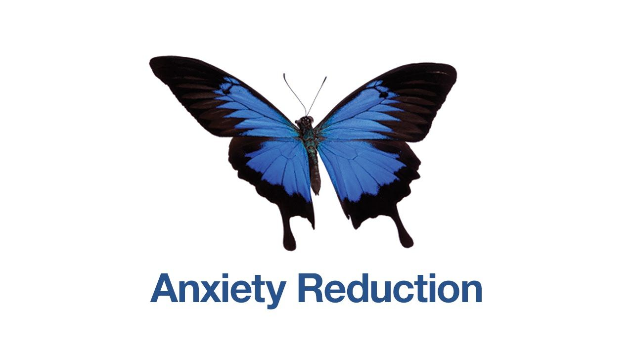 Self Hypnosis Anxiety Reduction