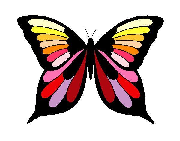 Imagenes Flores Caricatura Buscar Con Google: Mariposas Caricatura Coloridas