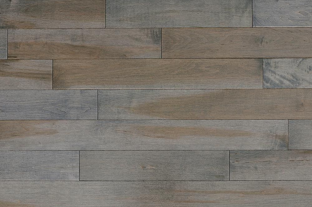 BuildDirect Canadian Maple Hardwood Flooring Charcoal