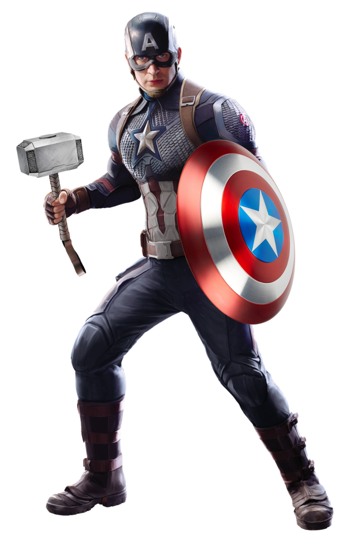 Worthy Captain America Png Avengers Endgame By Gojinerd1999 On Deviantart Capitan America Marvel Vengadores Marvel Heroes Marvel