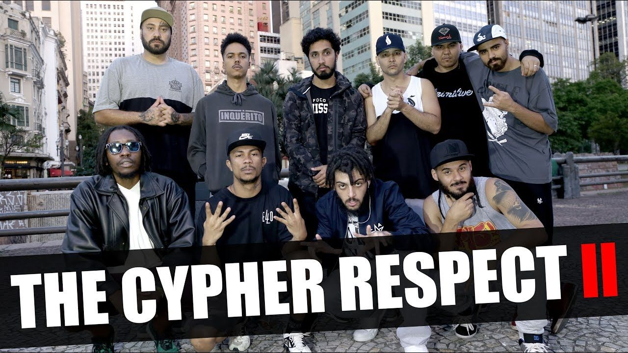 The Cypher Respect Vol 2 Atentado Napalm Coruja Bc1 Rincon