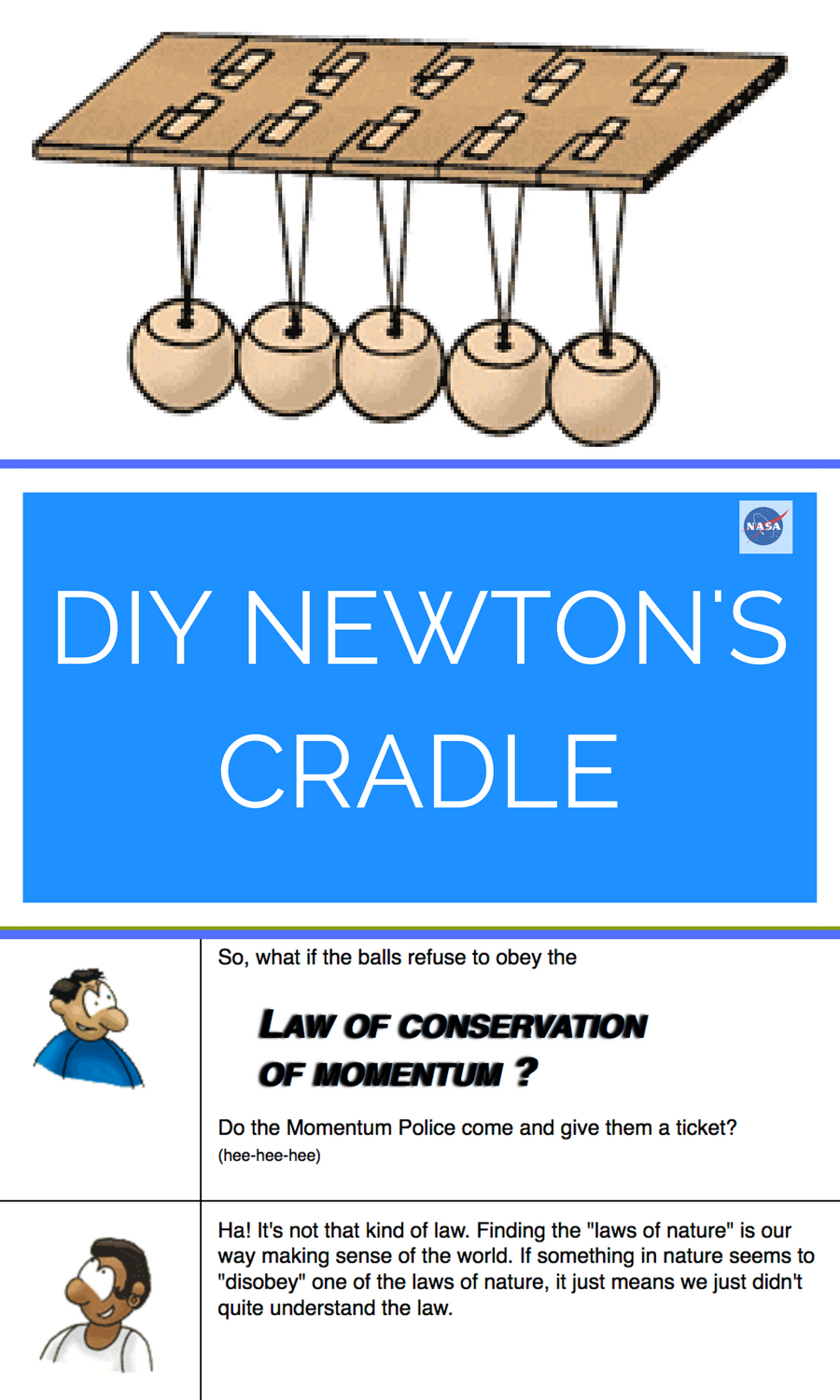 build a physics machine grades 3 8 demonstrate the law of