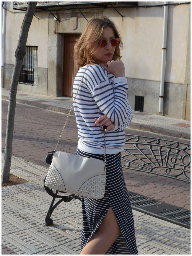 mcompany style: Rayas dobles. Por menos de 100 euros