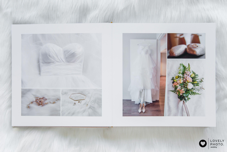 Estos son nuestros Álbumes de bodas Premium que entregamos a nuestras parejas. En varias medidas, en este caso son cuadrados (20 x 20 cm y 25 x 25cm). Papel fotográfico rígido, forrado en tela de color a elección, con grabado en dorado. #fotolibros #album #albumdeboda #fotolibro #casamiento