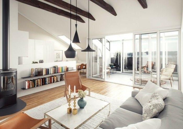 42 Wohnzimmer Lampen und Leuchten und was die Trends 2018 noch