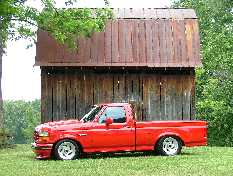 1st Gen Lightning Ford Pickup Trucks Ford Lightning Ford Trucks