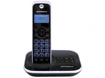 Telefone sem Fio Motorola Multi Ramal - Expansível até 5 Ramais Gate4500SE