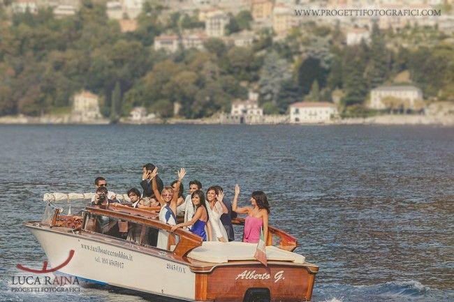 Lake Como Wedding Photography // Destination Wedding Italy