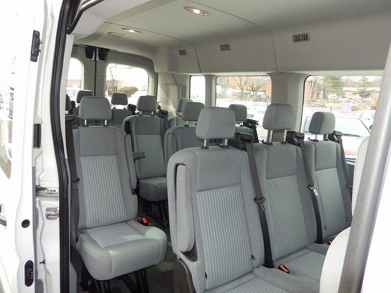 Ford Transit 350 Mr Wagon Medium Roof 15 Passenger Configuration