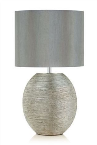 Hall table small silver ceramic table lamp from the next uk online hall table small silver ceramic table lamp from the next uk online shop aloadofball Gallery