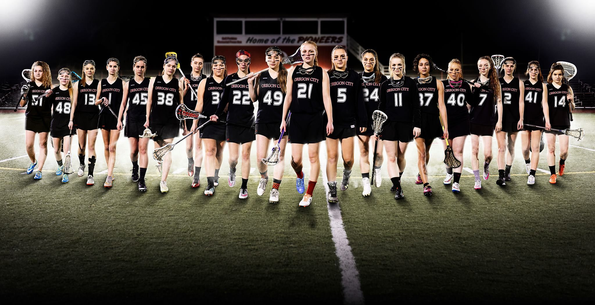 Girls Lacrosse 2015 16 High School Lacrosse Girls Lacrosse Oregon City High School