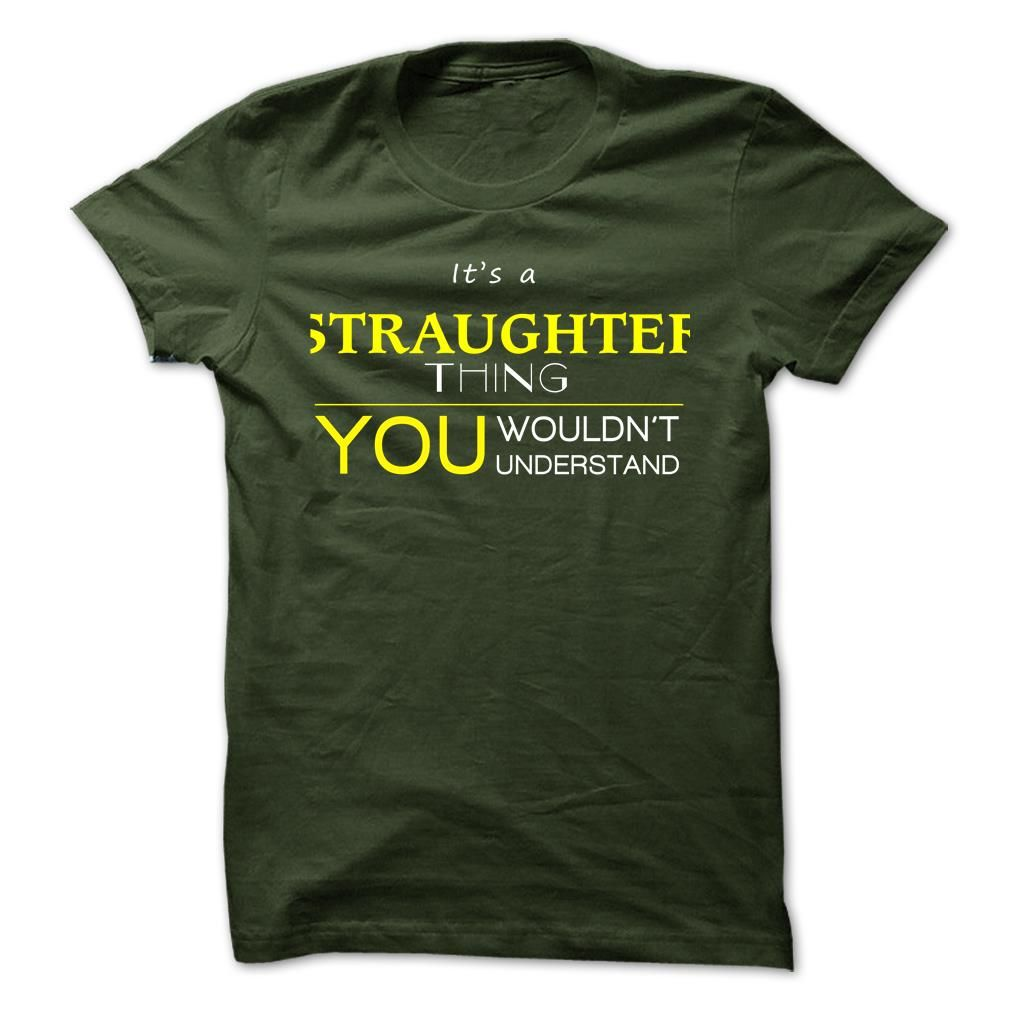 SunFrogShirts cool  STRAUGHTER -  Coupon 5% Check more at http://tshirtsock.com/camping/best-tshirt-name-list-straughter-coupon-5.html