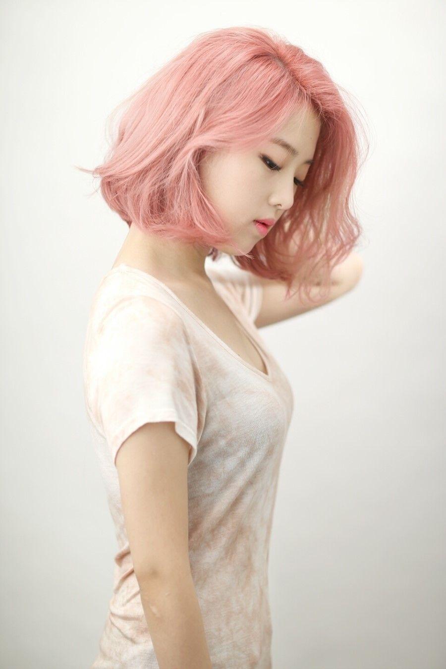 porn anime Pink hair