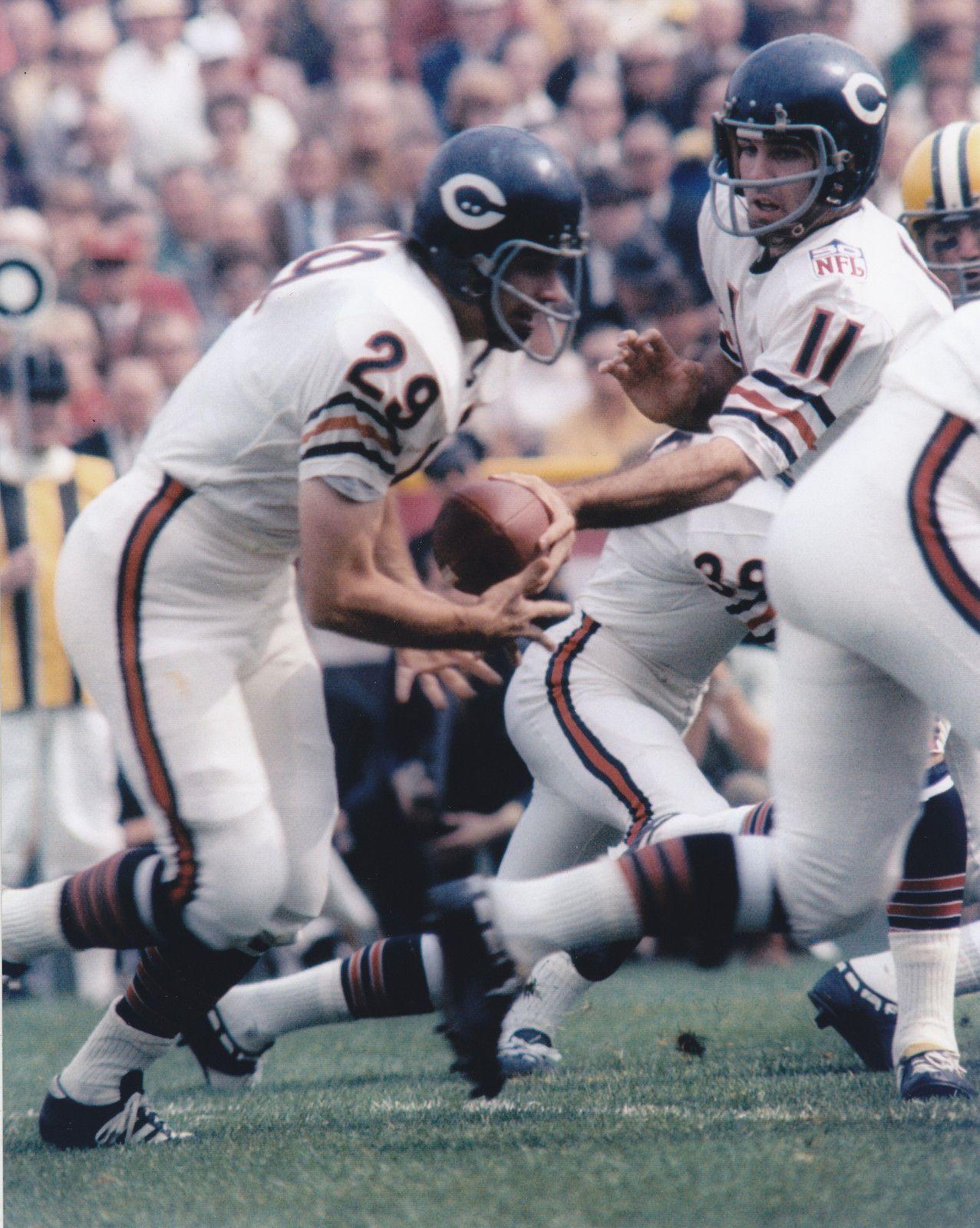 wholesale dealer 79b80 7ab78 Ronnie Bull Chicago Bears 1962-70 and Philadelphia Eagles ...
