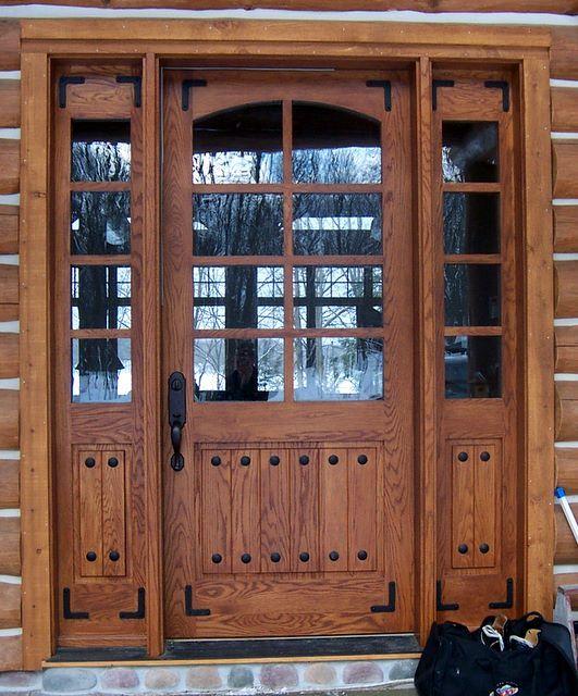 Western style entry door & Western style entry door | barn door | Pinterest | Doors Barn doors ...