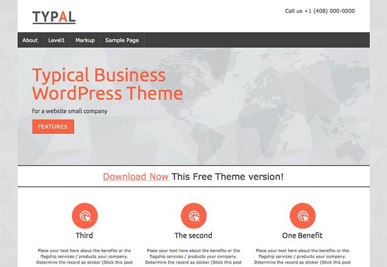 The best free WordPress themes, February 2014 | Premium wordpress ...