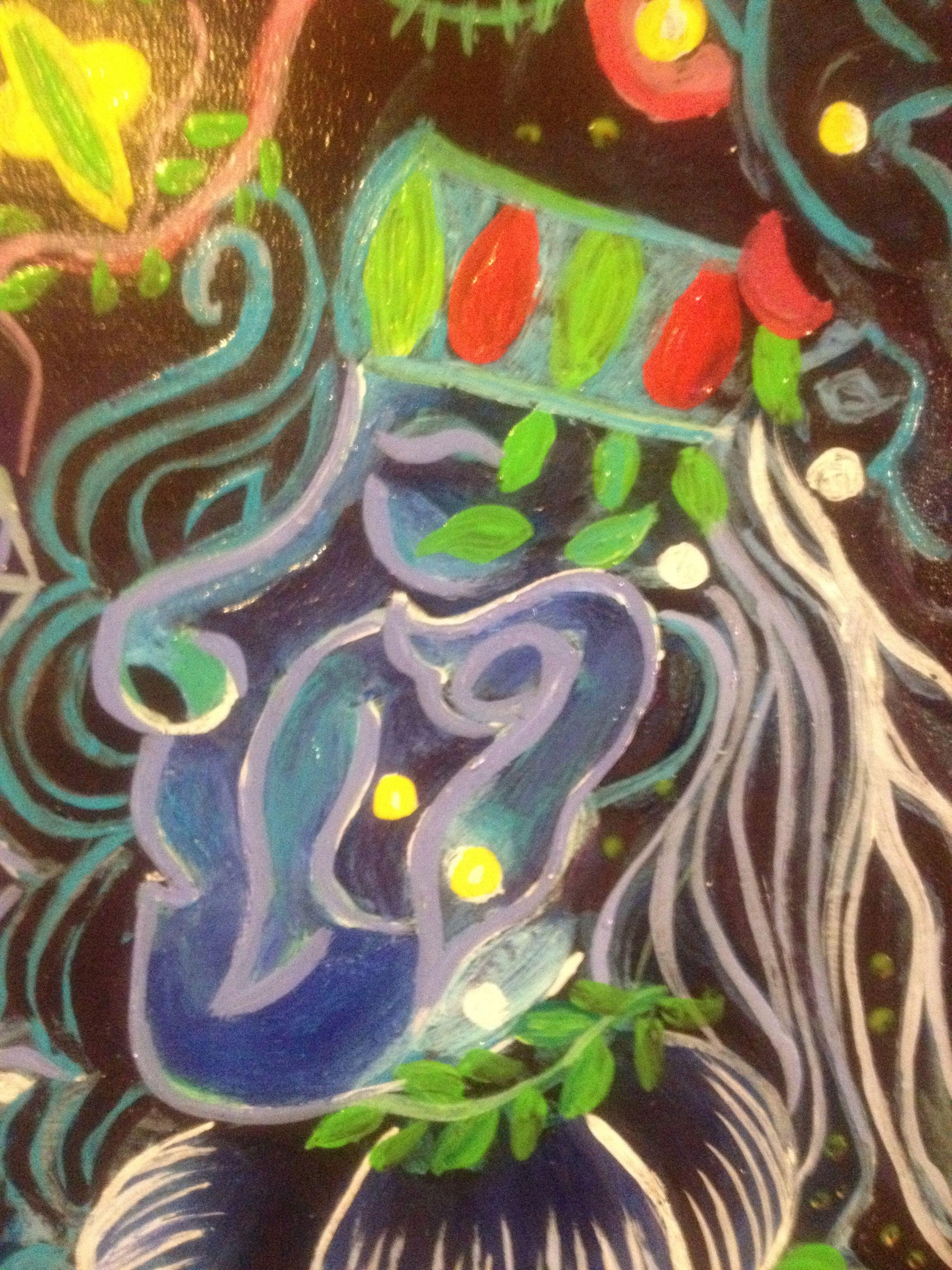 visiones de ayahuasca