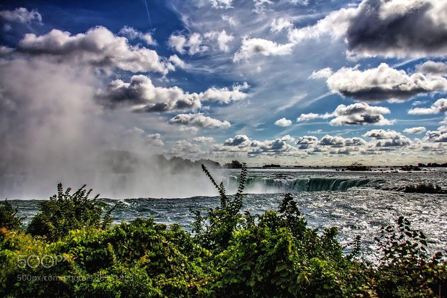 http://500px.com/photo/188531883 Niagarafälle / USA by leitnerkonrad -. Tags: canadaskylandscapelakeseawaternaturerivertraveloceantourismbeautifulusamountaincloudstormamericaseashoreamerikaniagarafallskanadaunitedstatesofamericaniagarafälle