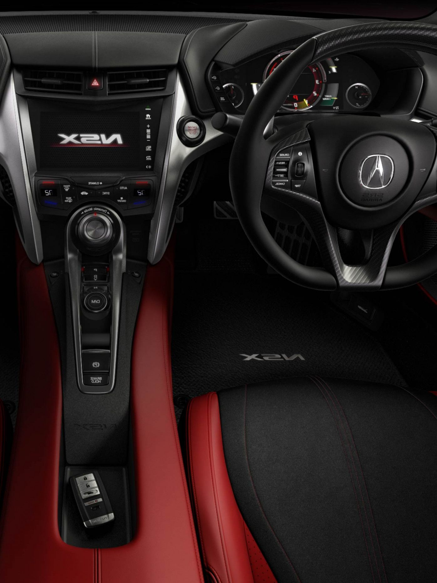 The 10 Secrets About Acura Nsx 2020 Interior Only A Handful Of