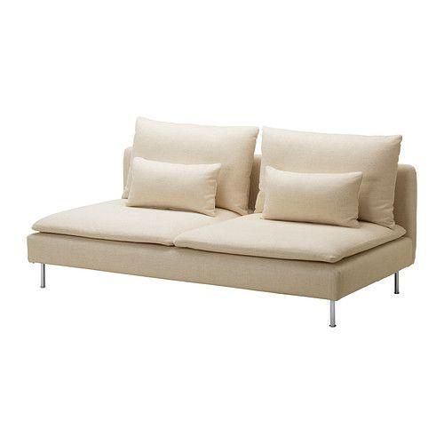 SÖDERHAMN 3:n istuttava osa IKEA Tähän sarjaan kuuluu erilaisia istuinosia, joita voi käyttää yksinään tai yhdistellä erilaisiksi kokonaisuu...