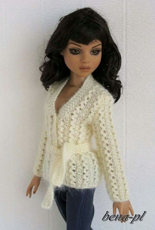 Pin by J Paige Edwards on Crochet & Knit: Dolls | Pinterest | Ropa ...