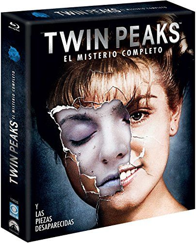 Twin Peaks El Misterio Completo Mas Info Http Www Comprargangas Com Producto Twin Peaks El Misterio Complet Twin Peaks Peliculas De Culto Serie Twin Peaks