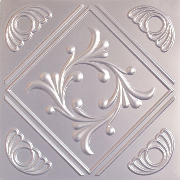 "Cheap Decorative Ceiling Tiles Faux Tin Ceiling Tile  24""x24""  #253  Faux Tin Ceiling Tiles"